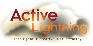 Active Lightning - custom software, ecommerce, variable data publishing, ecommerce business development