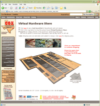 image of Cox Hardware Virtual Hardware Store - shop using store product locations