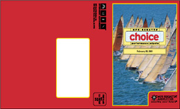 thumbnail image of Annuity postcard for Choice product line - outside page